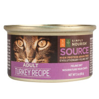 Simply NourishA Source Adult Cat Food