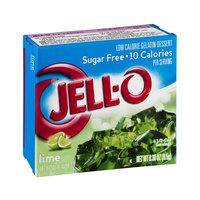 JELL-O Gelatin Dessert Lime Sugar Free