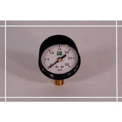 Lifegard Aquatics ARP172045BX Pressure Gauge for Aquarium Filter, 0 to 30-Pound