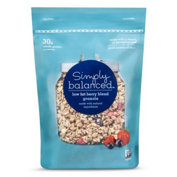 Simply Balanced Granola Bagged Berry Blend 12 oz
