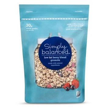 Simply Balanced Granola Bagged Berry Blend 12 oz
