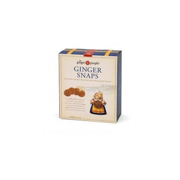 The Ginger People Ginger Snaps, 5.3000-ounces (Pack of 6)