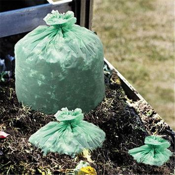Stor-A-File E4248E85 EcoSafe6400 Compostable Bags .85mil 42 x 48 Green 40/Carton