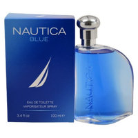 Men's Nautica Blue by Nautica Eau de Toilette Spray - 3.4 oz