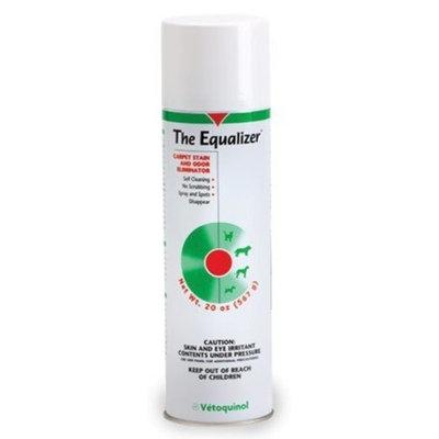 Evsco Pharmaceuticals 4 pack of Equalizer Carpet Stain & Odor Eliminator 20 oz aerosol