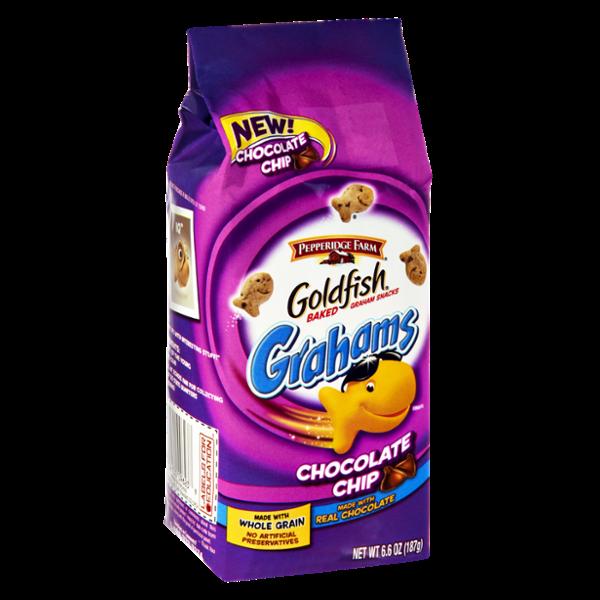 Pepperidge Farm Goldfish Chocolate Chip Grahams
