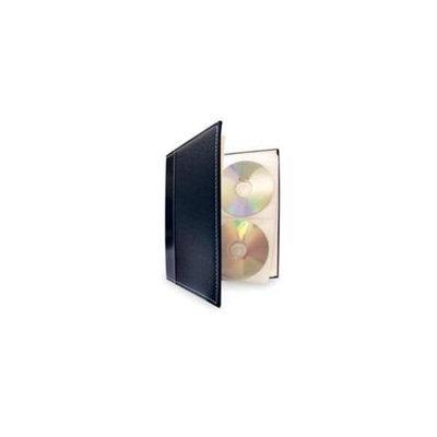 Handstands HandStands 11307 CD DVD Large Storage Binder-Black