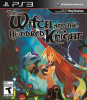 Nippon Ichi The Witch and the Hundred Knight