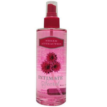 Intimate Secrets Body Mist Sheer Attraction