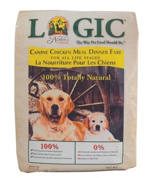 Nature's Logic Chicken Dog Food - Nature's Logic Chicken Dog Food 15.4
