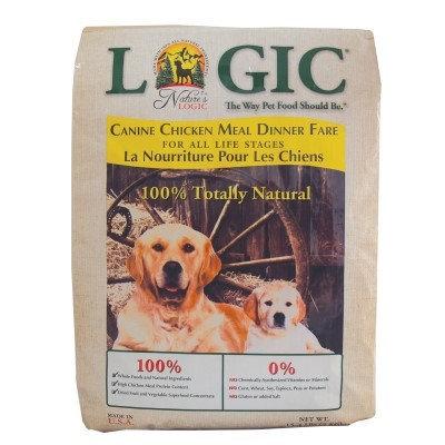 Nature's Logic Chicken Dog Food - Nature's Logic Chicken Dog Food 15.4