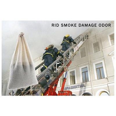 Smelleze Reusable Smoke Deodorizer Pouch: Xx Large