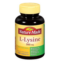 Nature Made L-Lysine