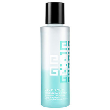Givenchy 2 Clean To Be True Intense & Waterproof Dual-Phase Eye Makeup Remover 4 oz