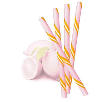 The Nutty Fruit House Pink Lemonade Circus Sticks, 50 Pink Lemonade Flavored Hard Candy Sticks