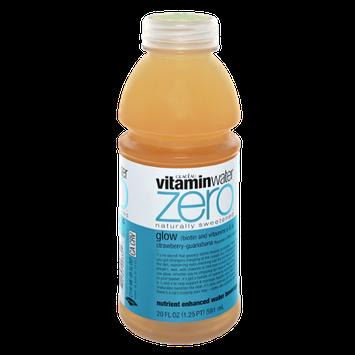 vitaminwater Zero Glow Strawberry Guanabana
