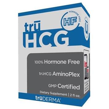 truDERMA truHCG 2-ounce Hormone-Free hCG Alternative