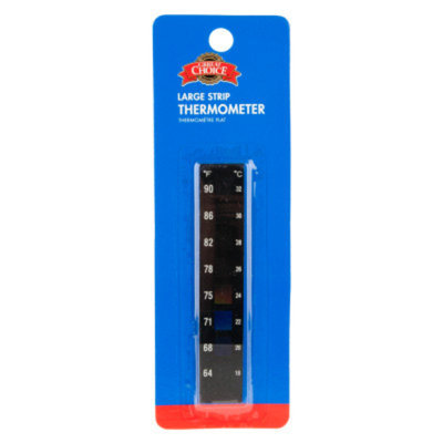 Grreat ChoiceA Strip Thermometer