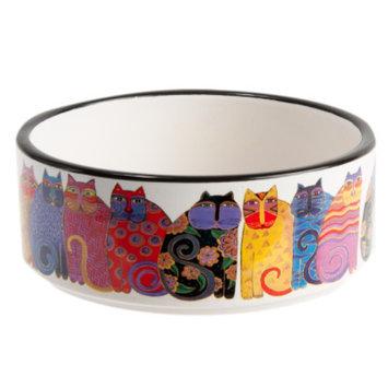 Laurel Burch Cat Bowl