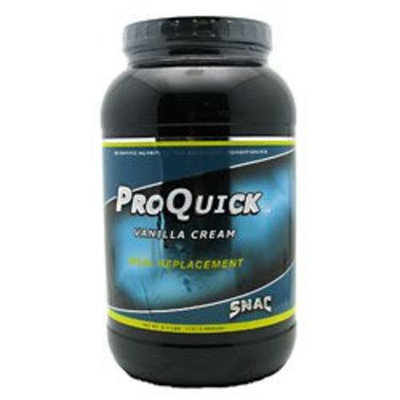 SNAC System ProQuick [Vanilla Cream 2.7 lb (1213 g)]