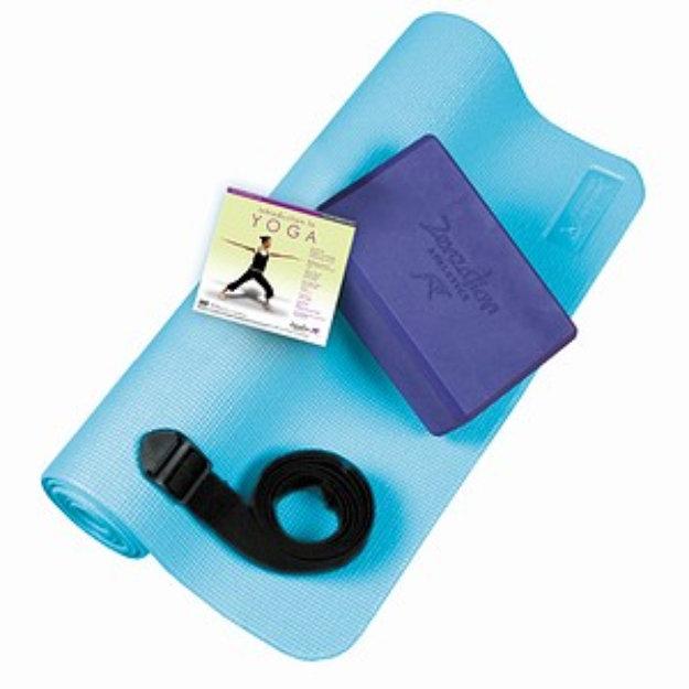 Zenzation Athletics Deluxe Yoga Kit Various Color