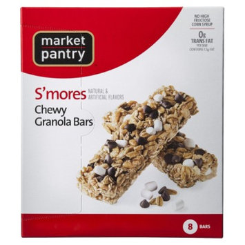Market Pantry S'Mores Chewy Granola Bars