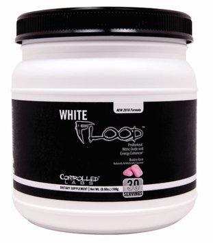 Controlled Labs White Flood, Bubble Gum, 30 Servings