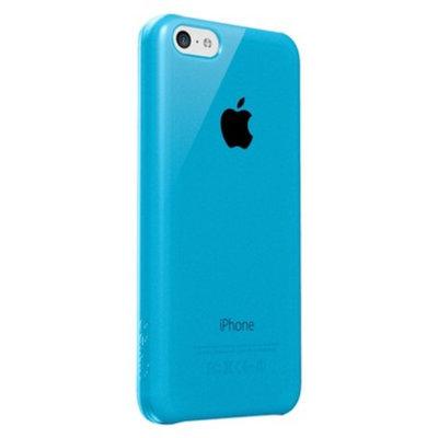 Belkin Shield Sheer Matte Case for iPhone 5c - Topaz (F8W375btC3)