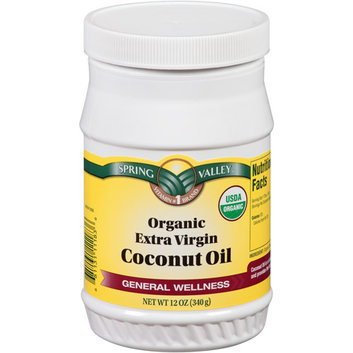 Spring Valley Extra Virgin Coconut Oil