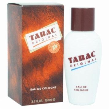 Maurer & Wirtz Tabac Original Eau de Cologne Spray, 3.4 fl oz