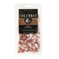 Columbus Salame Company Columbus Salumeria Specialty Series Diced Pancetta 3-oz.
