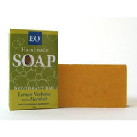 EO Products: Lemon Verbena with Menthol Bar Soap, 4 oz