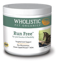 Wholistic Pet Run Free with GLM 4oz