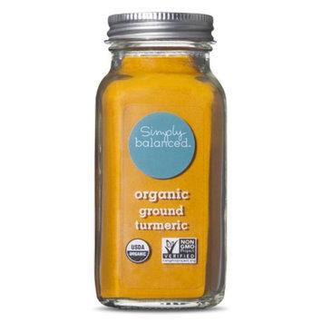 Simply Balanced Organic Ground Turmeric 3.3oz