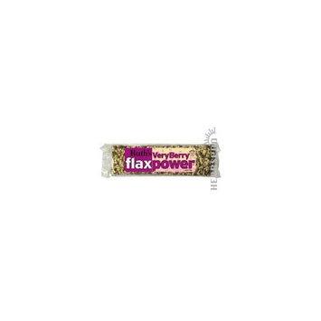 Ruths Hemp Food Very Berry Flaxpower Bar 12 in a box 12 Bars