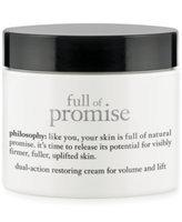 Philosophy philosophy jumbo full of promise moisturizer, 4 oz