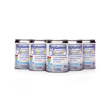 Peptamen For the Nutritional Support of GI-Impaired Children Ages 1-10