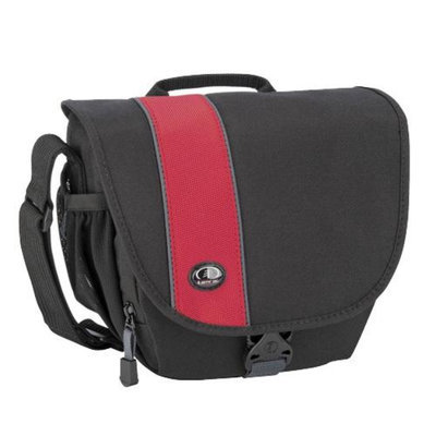 Tamrac 3444 Rally 4 Digital SLR Camera Case (Black/Red)