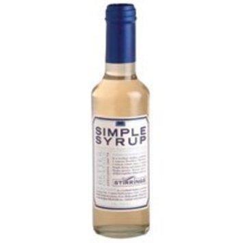 Stirrings, Simple Syrup, 12 Oz (6-pack)