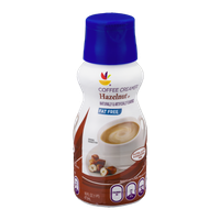 Ahold Coffee Cream Hazelnut Fat Free