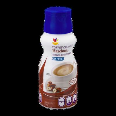 Ahold Coffee Cream Hazelnut Fat Free