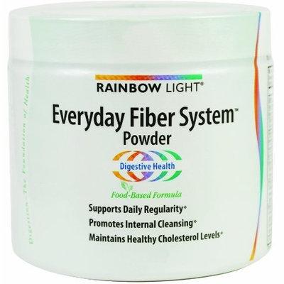 Rainbow Light Everyday Food-Based Fiber System Powder, 8.8 Ounce Jar