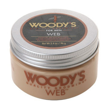 Woody's Web Texturizing with Matte Finish