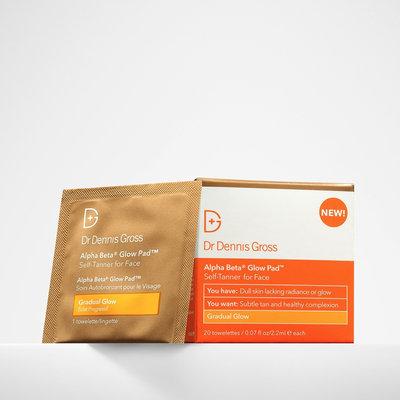 Dr. Dennis Gross Skincare Alpha Beta® Glow Pad Gradual Glow