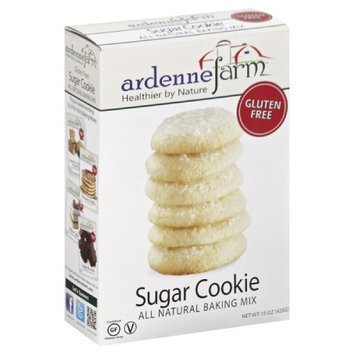 Ardenne Farm All Natural Gluten Free Baking Mix Sugar Cookie 15 oz