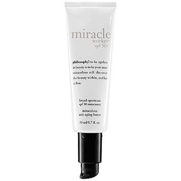 philosophy miracle worker spf 50