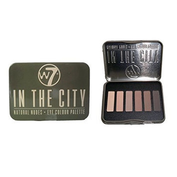 W7 In The City Natural Nudes Eye Shadow Palette [In The City]