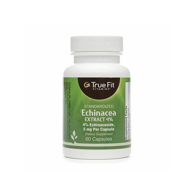 True Fit Vitamins Standardized Echinacea Extract 4%
