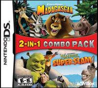Activision Madagascar/Shrek SuperSlam Bundle