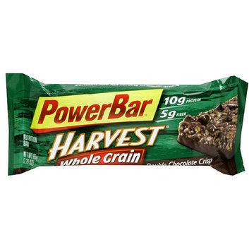 PowerBar Harvest Double Chocolate Crisp Protein Bar